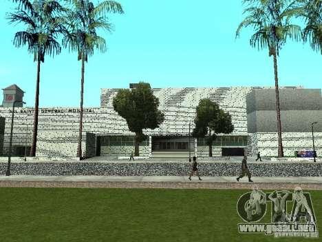 Todos Santos hospital para GTA San Andreas