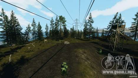 The Loggers Point para GTA 4 séptima pantalla