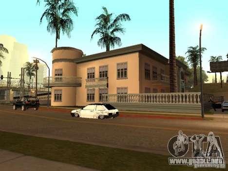 Grand Street para GTA San Andreas sucesivamente de pantalla