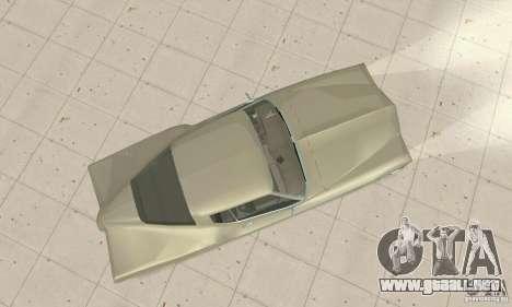 Buick Riviera 1972 Boattail para la visión correcta GTA San Andreas