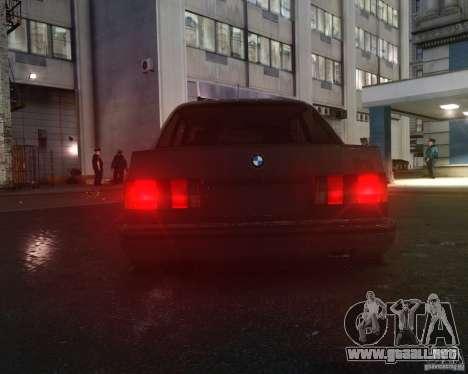 BMW M3 E30 para GTA 4 vista lateral