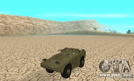 BRDM-1 piel 1 para GTA San Andreas left