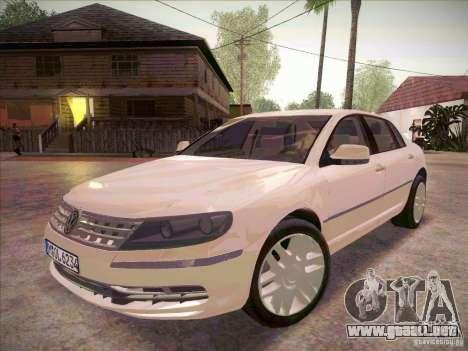 Volkswagen Phaeton 2011 para GTA San Andreas
