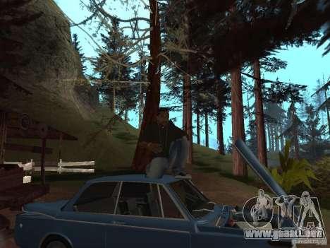 Xzibit para GTA San Andreas tercera pantalla