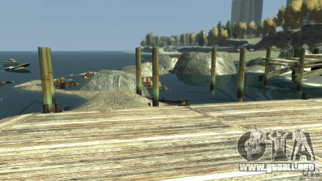 4x4 Trail Fun Land para GTA 4 adelante de pantalla