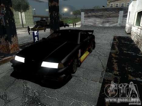 Barón de vinilo de Most Wanted para la visión correcta GTA San Andreas