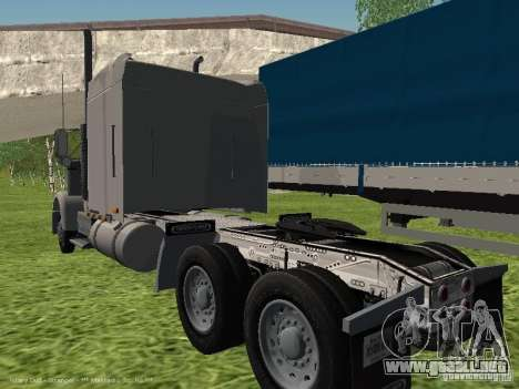 Freightliner FLD120 Classic XL Midride para la visión correcta GTA San Andreas