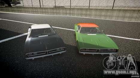 Dodge Charger RT 1969 v1.0 para GTA 4 interior