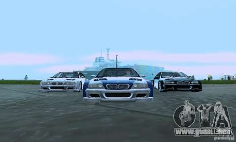 ENB Reflection Bump 2 Low Settings para GTA San Andreas
