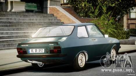 Dacia 1310 Sport v1.3 para GTA 4 Vista posterior izquierda