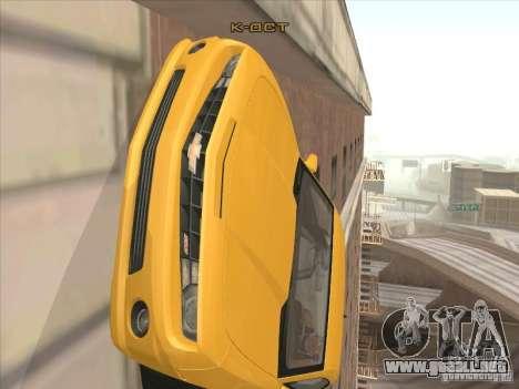 Montar a caballo en las paredes para GTA San Andreas