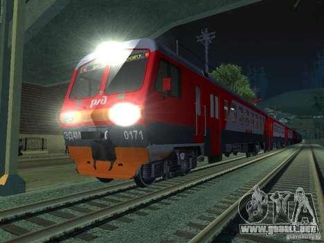 ÈD4M-0171 RUSSIAN RAILWAYS para GTA San Andreas