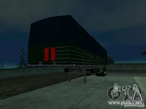 Trailer Español de Kamaz para GTA San Andreas left