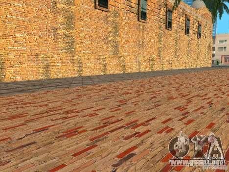 El nuevo Club al estilo de GTA 4 para GTA San Andreas segunda pantalla