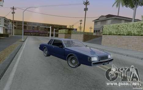 SA Illusion-S SA:MP Edition V2.0 para GTA San Andreas tercera pantalla