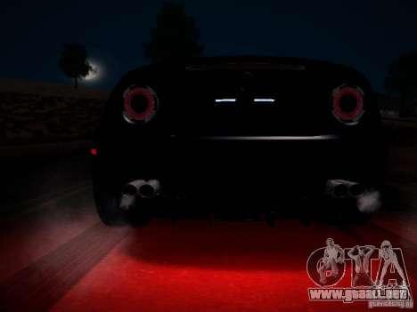 Alfa Romeo 8C Spider 2012 para el motor de GTA San Andreas