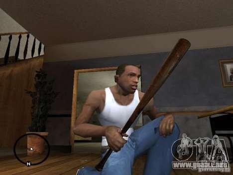 Brocas para GTA San Andreas