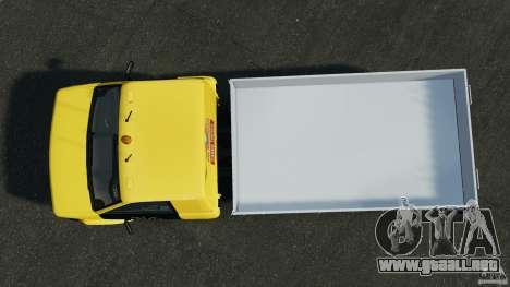 Chevrolet Yankee v1.0 [Beta] para GTA 4 visión correcta