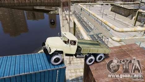 La ruta para los perezosos para GTA 4 adelante de pantalla