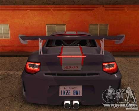 Improved Vehicle Lights Mod v2.0 para GTA San Andreas novena de pantalla