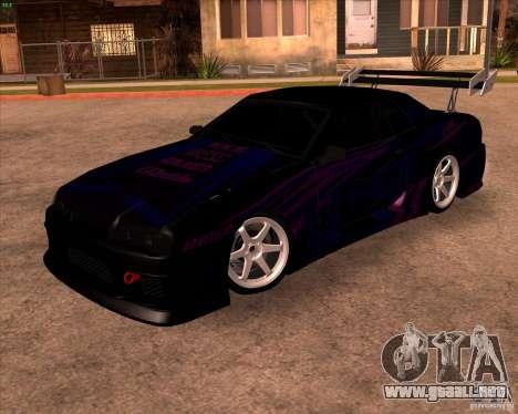 Elegy 0.2 para GTA San Andreas left