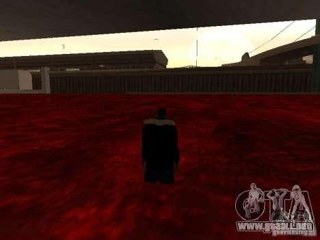 Lava para GTA San Andreas tercera pantalla