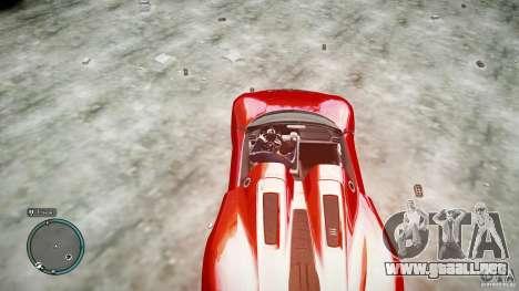 Porsche 918 Spyder Concept para GTA 4 visión correcta