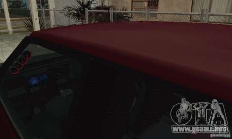 VAZ 2108 Maxi para la visión correcta GTA San Andreas