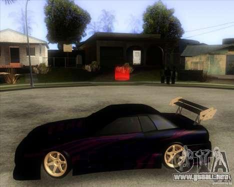 Elegy 0.2 para la visión correcta GTA San Andreas