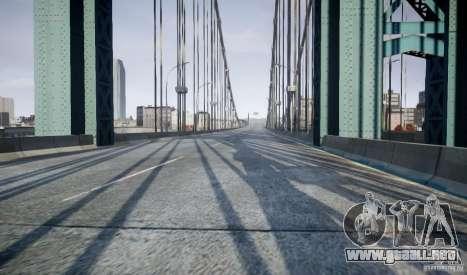 Youxiang Mixed ENB v 2.1 para GTA 4 adelante de pantalla