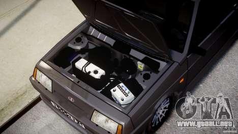 VAZ-2108 Sport para GTA 4 visión correcta