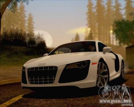SA_NGGE ENBSeries v1.1 para GTA San Andreas novena de pantalla