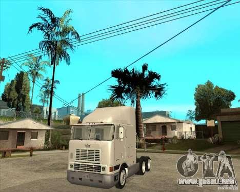 Navistar International 9800 para GTA San Andreas