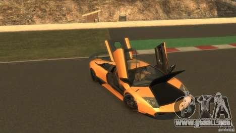 Lamborghini Murcielago VS LP 670 FINAL para GTA 4 vista lateral