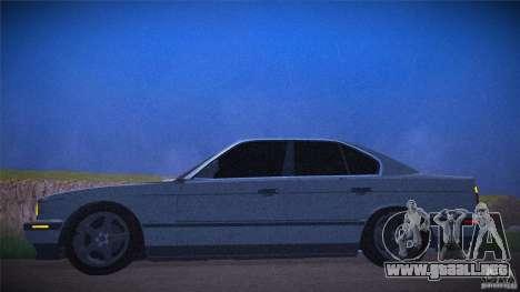 BMW 535i para la visión correcta GTA San Andreas