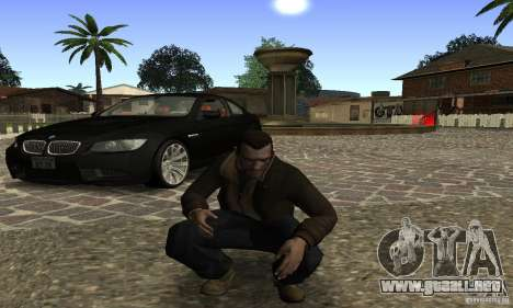 Grove street Final para GTA San Andreas