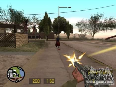 Como el Counter Strike para GTA San Andreas para GTA San Andreas
