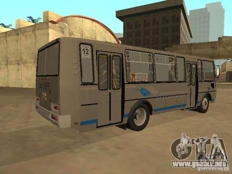 Surco-4234 para la visión correcta GTA San Andreas