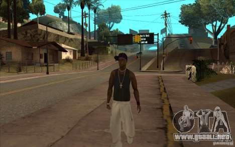 The Ballas Gang [CKIN PACK] para GTA San Andreas tercera pantalla