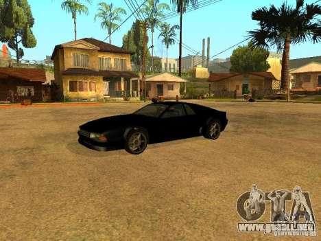 Desovar coches para GTA San Andreas novena de pantalla
