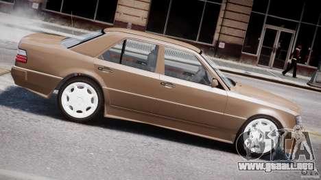Mercedes-Benz W124 E500 1995 para GTA motor 4