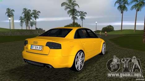 Audi RS4 para GTA Vice City visión correcta
