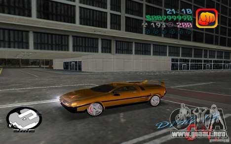 Delorean DMC-13 para GTA Vice City