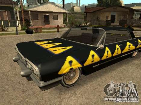 Savanna Texturen para GTA San Andreas left