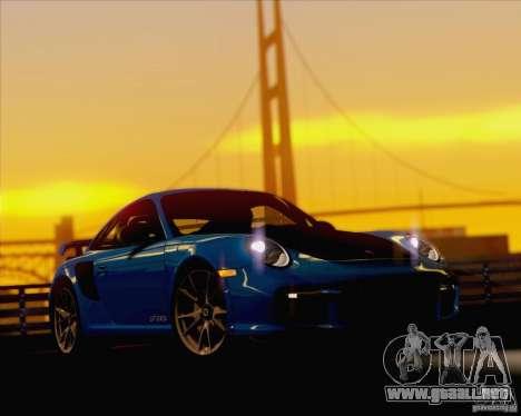 SA_NGGE ENBSeries v1.1 para GTA San Andreas quinta pantalla