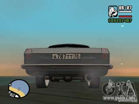 GAZ 2410 Tuning para GTA San Andreas left