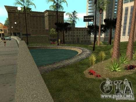 Glen Park HD para GTA San Andreas tercera pantalla