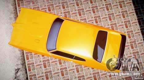 Pontiac GTO Judge para GTA 4 visión correcta