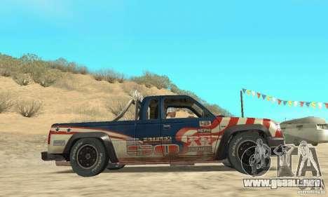 Nevada v1.0 FlatOut 2 para la visión correcta GTA San Andreas
