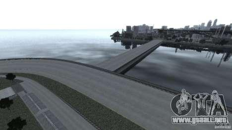 Dakota Track para GTA 4 sexto de pantalla